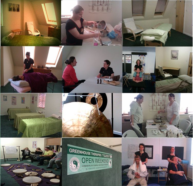 Massage Therapy Chester Training Courses